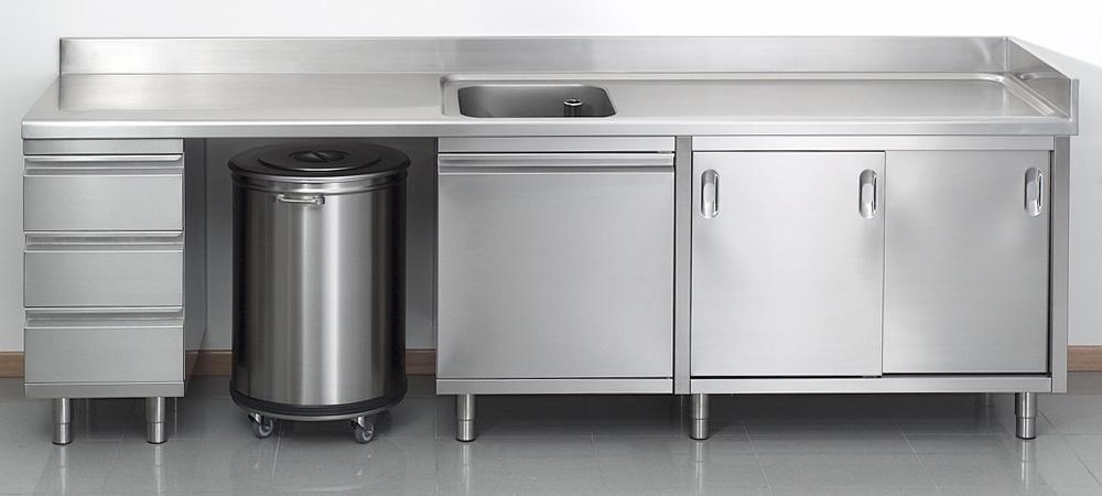 Mat riel inox pour votre cuisine professionnelle - Materiel cuisine professionnel occasion ...